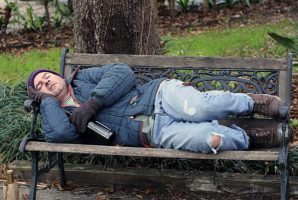 Alcohol Related Homelessness